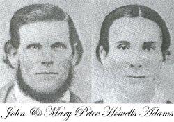 Mary Price <i>Howells</i> Adams