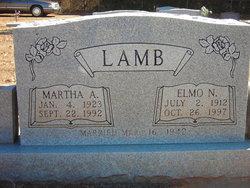 Martha Ann <i>Hicks</i> Lamb