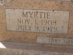 Myrtie <i>Boyd</i> Alexander
