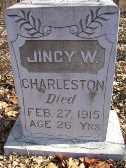 Jincy W. Charleston
