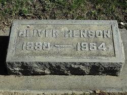 Oliver Wesley Henson
