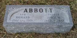 Howard Abbott