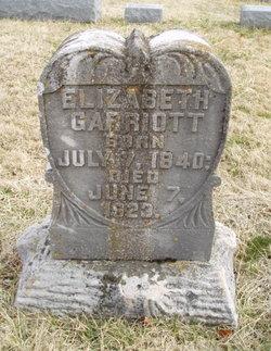 Elizabeth Garriott