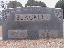 Ervin Lewis Blackley