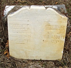 Harriett <i>Overton</i> Abbott