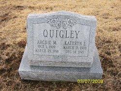 Archie Milton Quigley