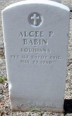 Alcee Paul Babin