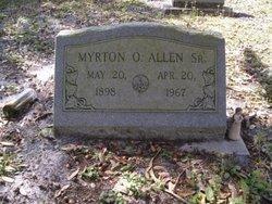 Sr Myrton O Allen
