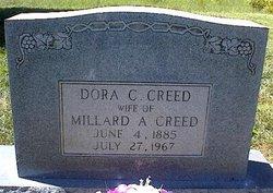 Dora Alma <i>Childress</i> Creed