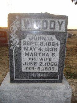 Martha Sarilda <i>Barnhart</i> Woody