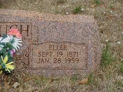Frances Eller <i>Snider</i> Scarborough