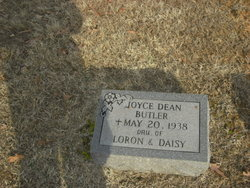 Joyce Dean Butler