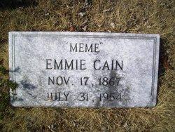 Emmie Meme Cain