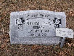 Eleanor <i>Jones</i> Hudson