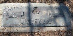 Ethel Clara <i>Price</i> Blackwell