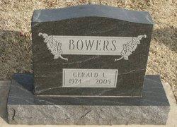 Gerald L Bowers