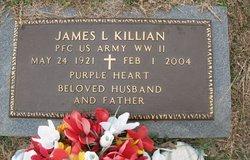 James Lloyd Killian