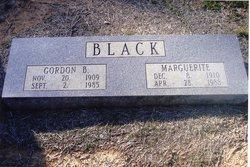 Marguerite <i>Runnells</i> Black