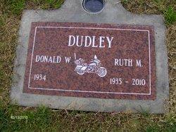 Ruth Mae <i>Ball</i> Dudley