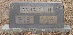 Alfred Dewey Ashworth