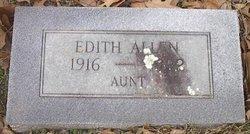 Edith Mabel Allen
