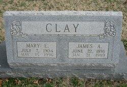Mary Ellen <i>Hamby</i> Clay