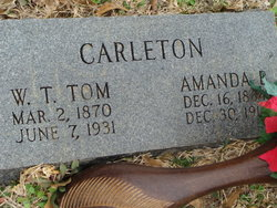 William Thomas Tom Carleton