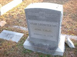 Susan Smith <i>Ellsworth</i> Patterson