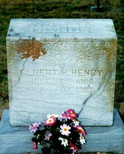 Elbert Hart Henry