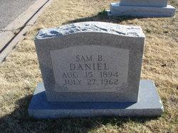 Samuel Bibb Daniel