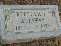 Rebecca Fleming Becky <i>Fears</i> Attaway