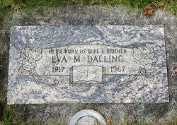 Eva May <i>Atchley</i> Dalling