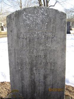 Alexander Arnold