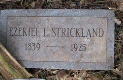 Ezekiel Lafayette Strickland