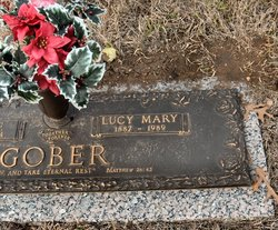 Mary Lucy <i>Ford</i> Gober