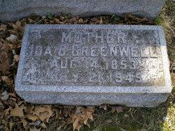 Ida <i>Bondurant</i> Greenwell