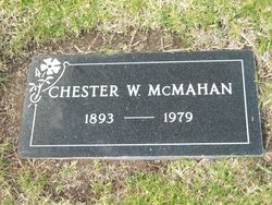 Chester Watson McMahan