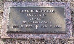 Claude Kenneth Butler, Sr
