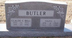 Hazel Orlena <i>Cunningham</i> Butler