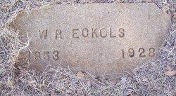 William R Eckols