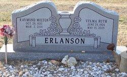Velma Ruth <i>Collier</i> Erlanson