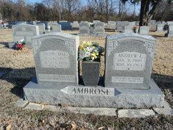 Annie Mae Ambrose