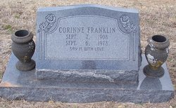 Corinne Franklin