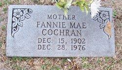 Fannie Mae <i>Crawson</i> Cochran