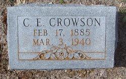 Charles Edward Crowson
