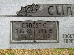 Ernest Clarence Clinton