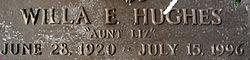 Willa E. Hughes