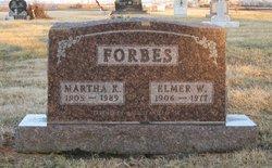 Martha K. <i>Oberman</i> Forbes