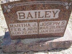 Martha Jane <i>Hillhouse</i> Bailey