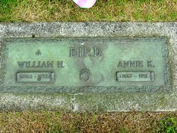 Annie Kate <i>Fleer</i> Bird